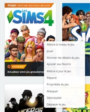 Comment désinstaller une extension, un kit ou un pack des Sims 4 ?