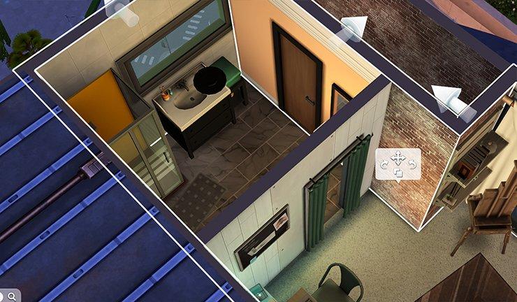 Pièce Appartement Sims 4