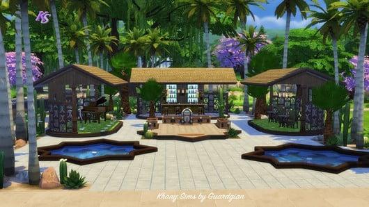 Bar Le Barbados