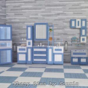 Salle de bain Campagne