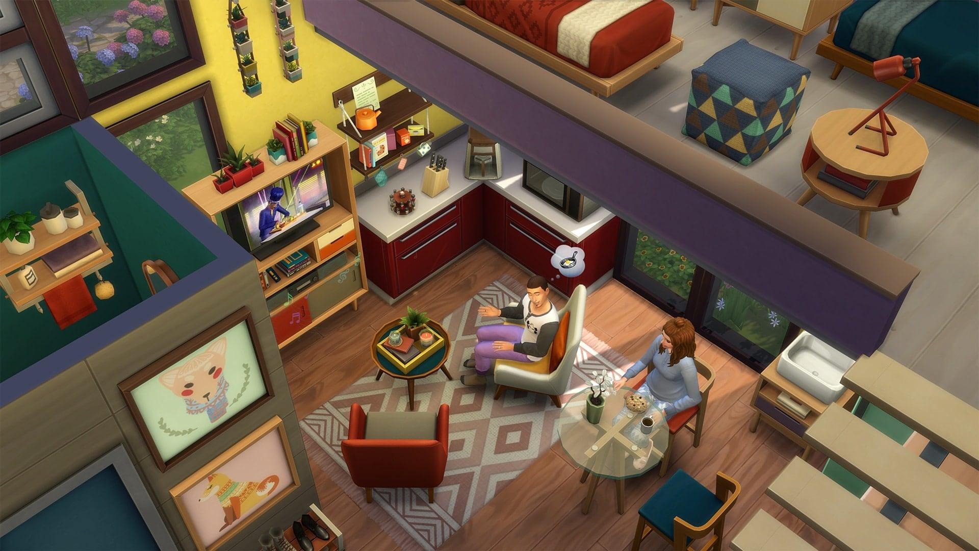 Les dernières infos des SimGurus sur Mini Maisons