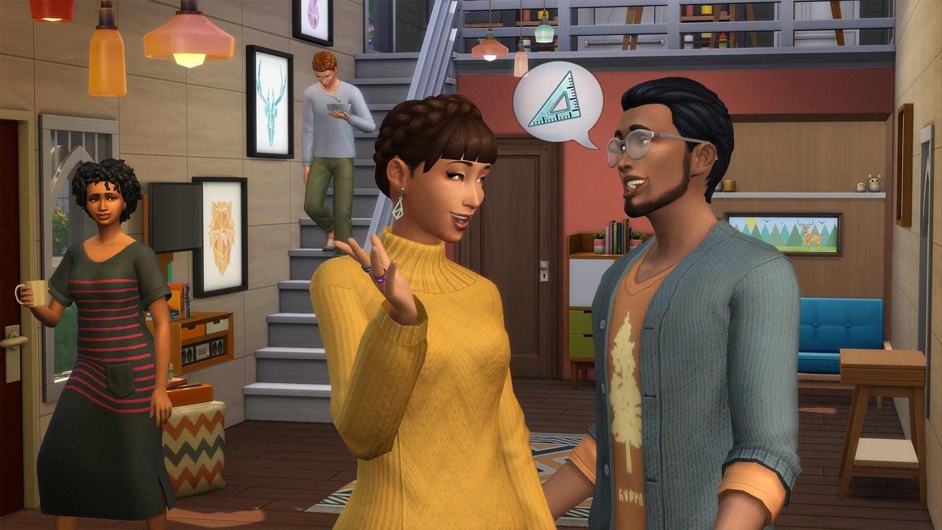 Le Créer Un Sims de Mini Maisons
