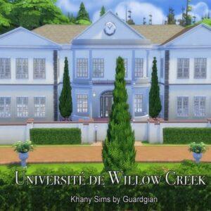 Université de Willow Creek