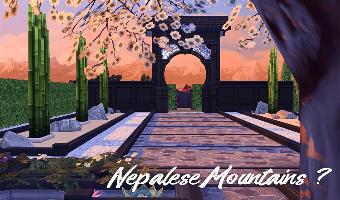 Studio Linette - Galerie - Page 15 NepaleseMountains