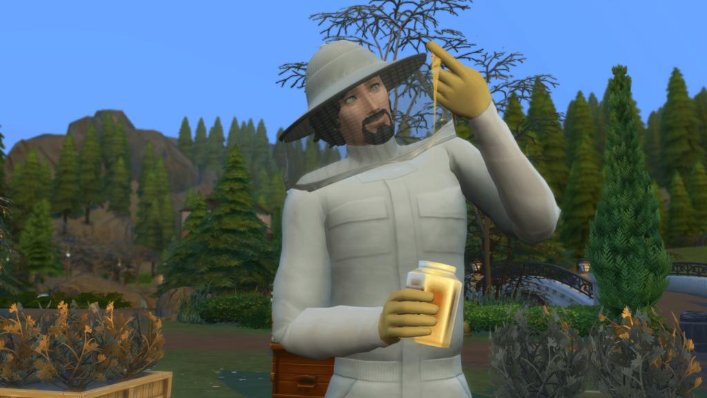 Miel Sims 4 Saisons