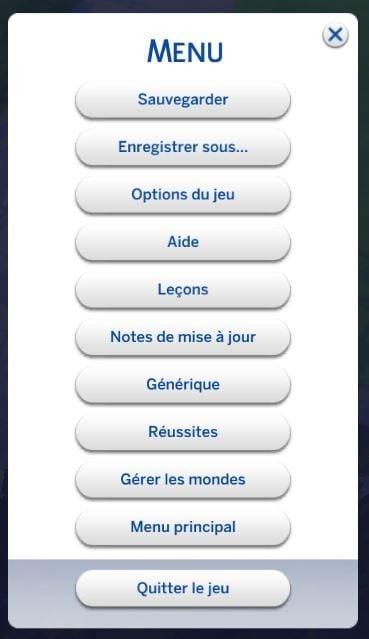 Les Sims 4 - Guide pour les débutants