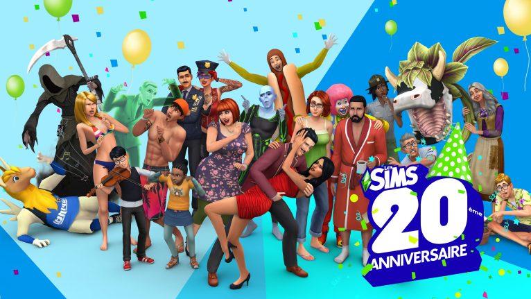 Les Sims 4 sur consoles : Mise à jour 1.22