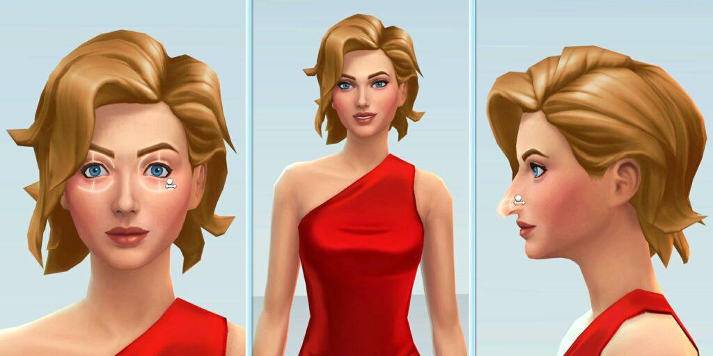 Les Sims 4 Demo CAS