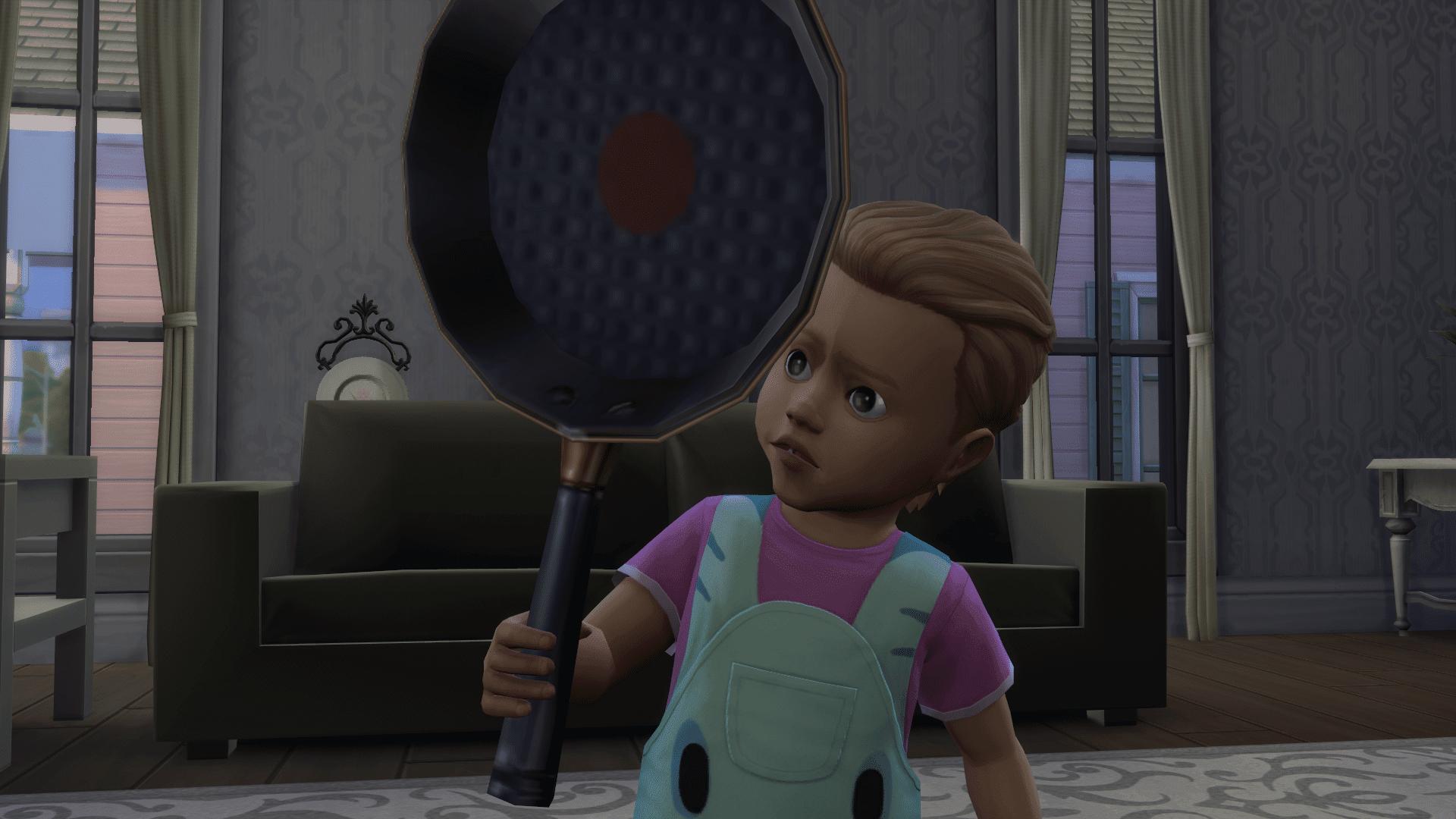 Comment adopter un enfant ou un animal dans Les Sims 4 ?
