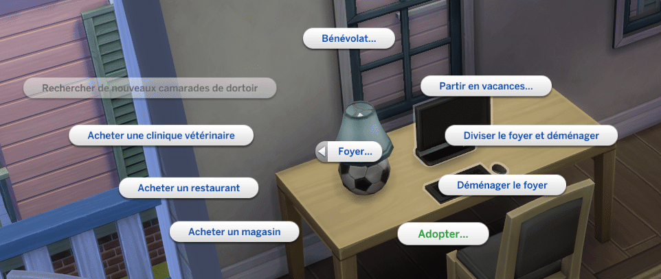 Adopter enfant sims 4