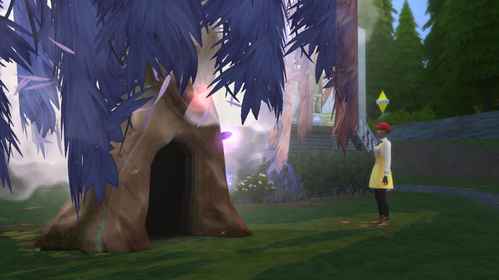 Zoom sur les végésims dans Les Sims 4