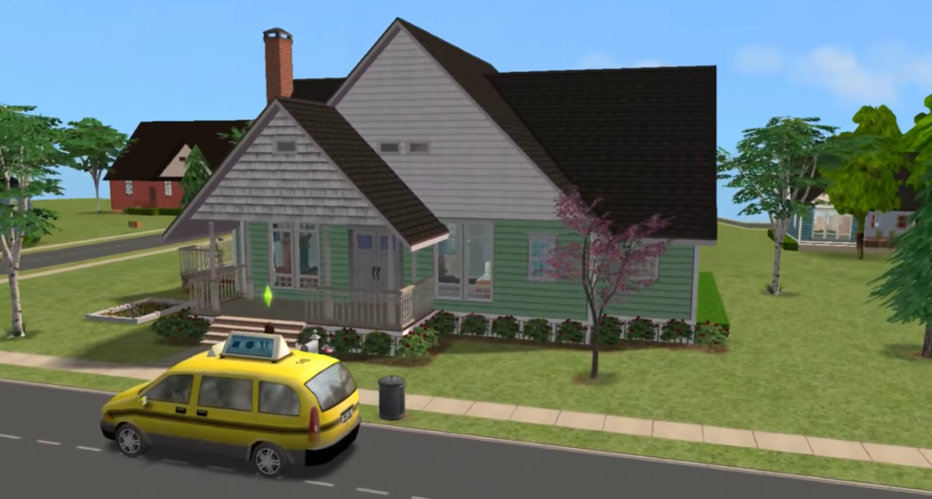 Sims Histoires de Vie Chapitre 1 Michelle