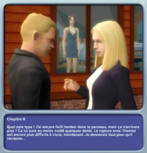 Chapitre 8 Sims Histoires de Vie