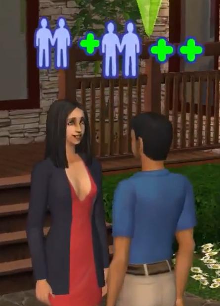 Sims Histoires de Vie Lucas