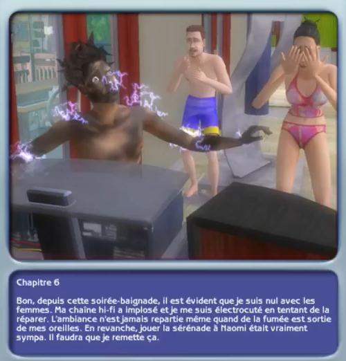 Chapitre 6 Sims Histoires de Vie Lucas