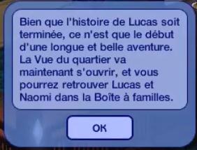 L'histoire de Lucas