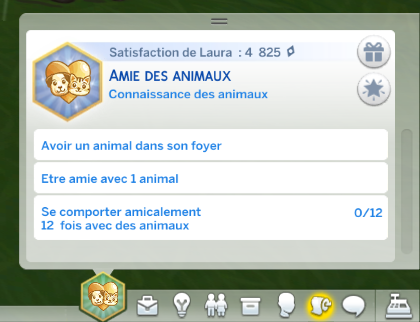 Aspirations Sims 4