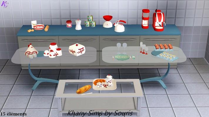 Décorations cuisine
