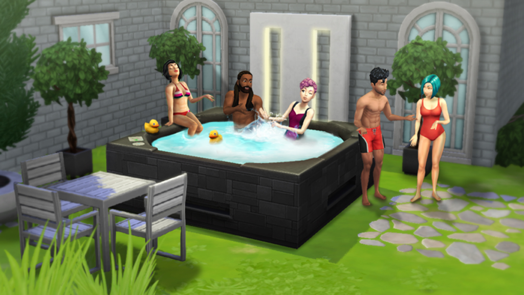 La mise à jour de printemps des Sims Mobile