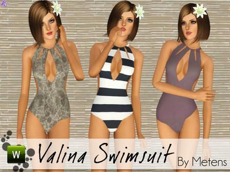 Maillot Valina