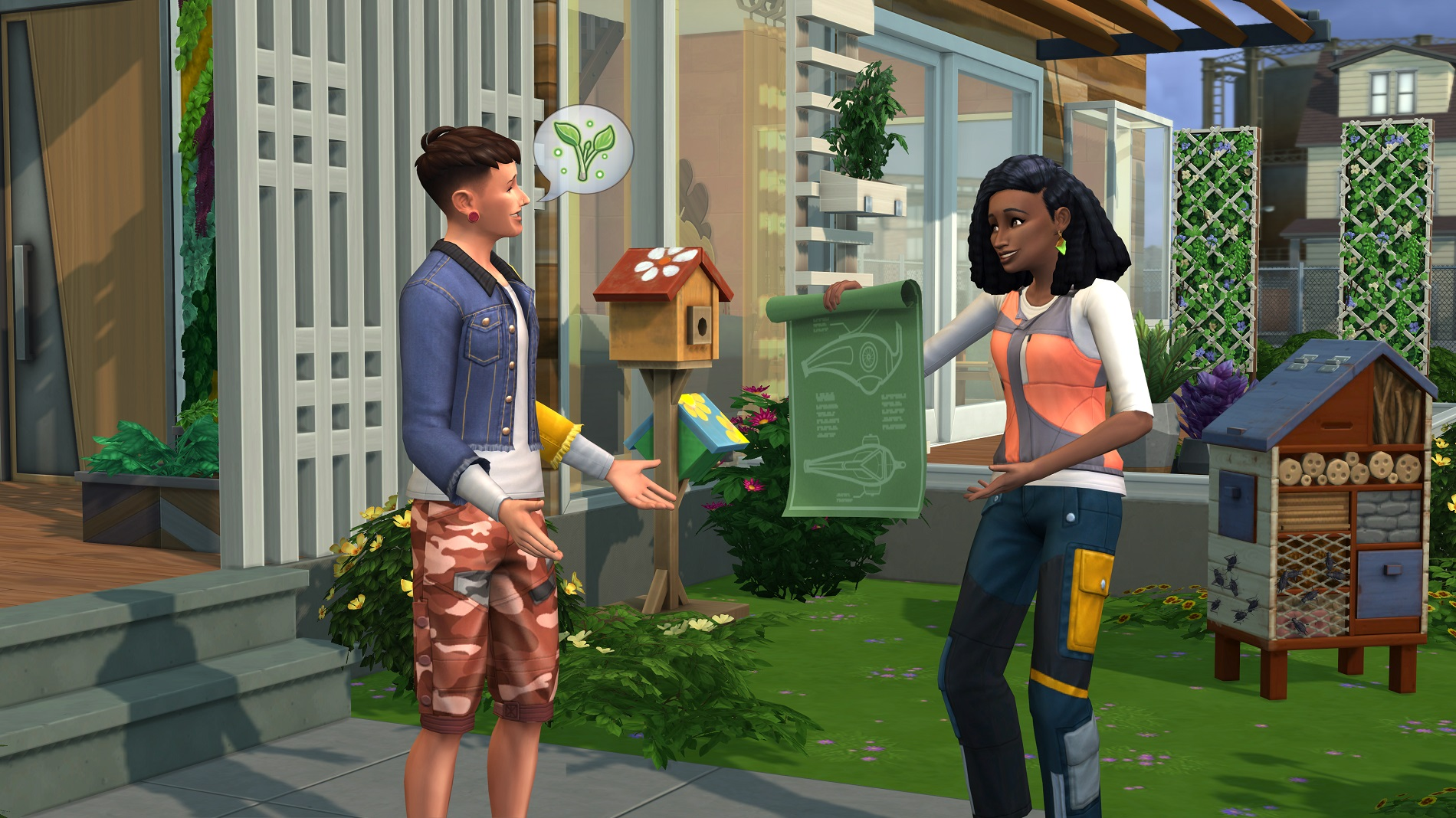 L'extension Les Sims 4 Ecologie arrive le 5 Juin