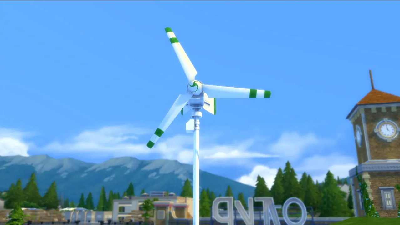 Un pack des Sims 4 sur l'écologie annoncé demain ?