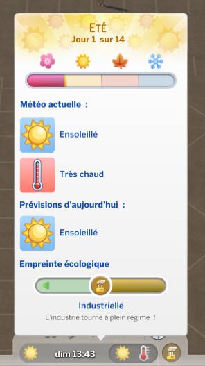 L'écologie au quotidien