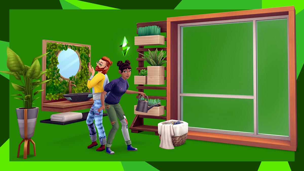 Mise à jour écologique pour Les Sims Mobile