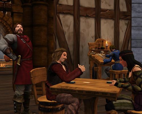 Les Sims Medieval Nobles et Pirates annoncé officiellement