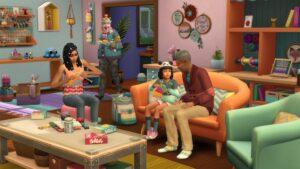 Test Les Sims 4 Tricot de Pro
