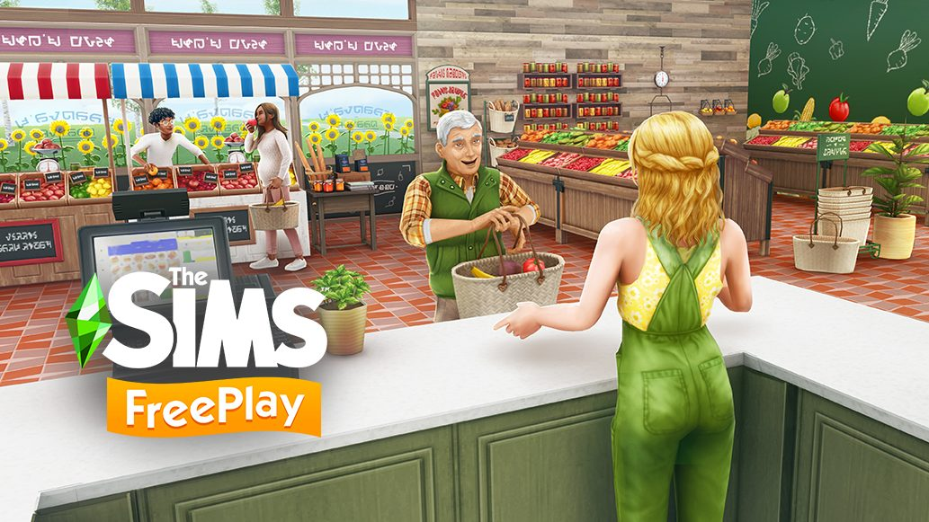 Les Sims Freeplay rejoignent la vague verte