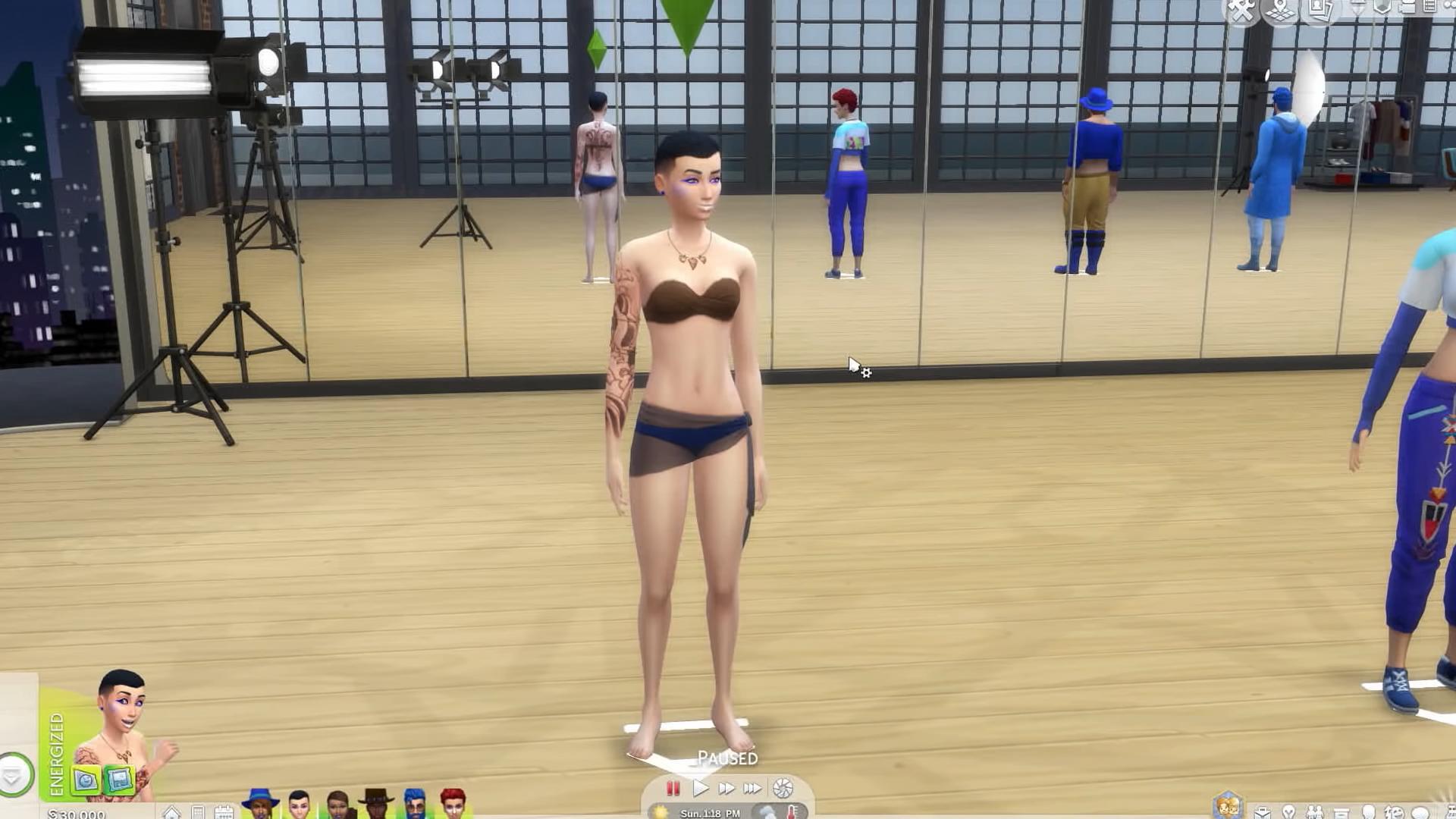 Les Sims Spark'd Screenshot-2020-08-03-173932
