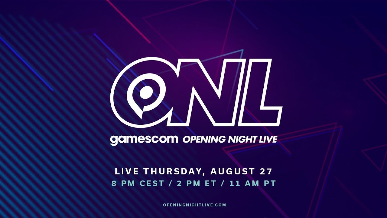 Suivez le Opening Night Live de la Gamescom en direct