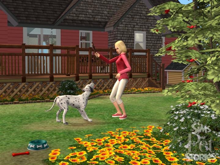 Les Sims Histoires d'Animaux