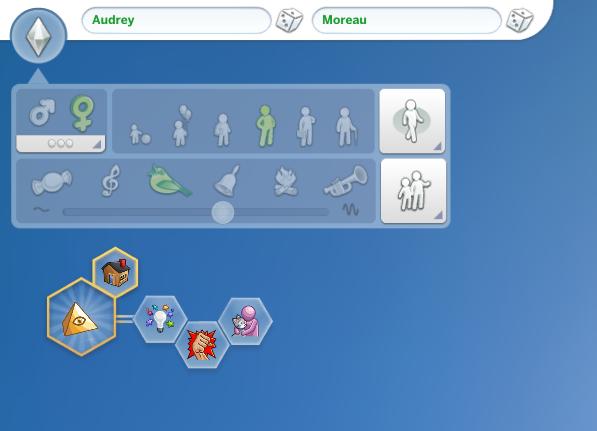 Comment changer le nom ou les traits d'un Sims 4 ?
