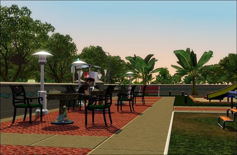 Changer la couleur du Ciel jour/nuit avec les Add-ons Sims 3