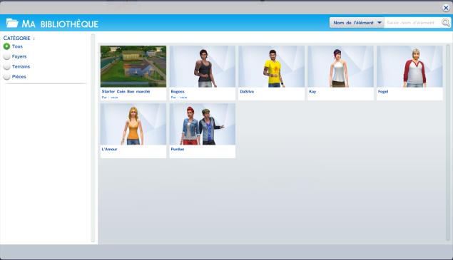 Partager ses créations Sims 4 sans passer par la Galerie