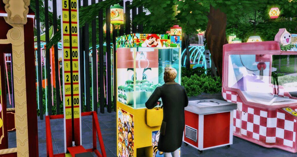 Des mods pour une fête foraine chez vos Sims 4