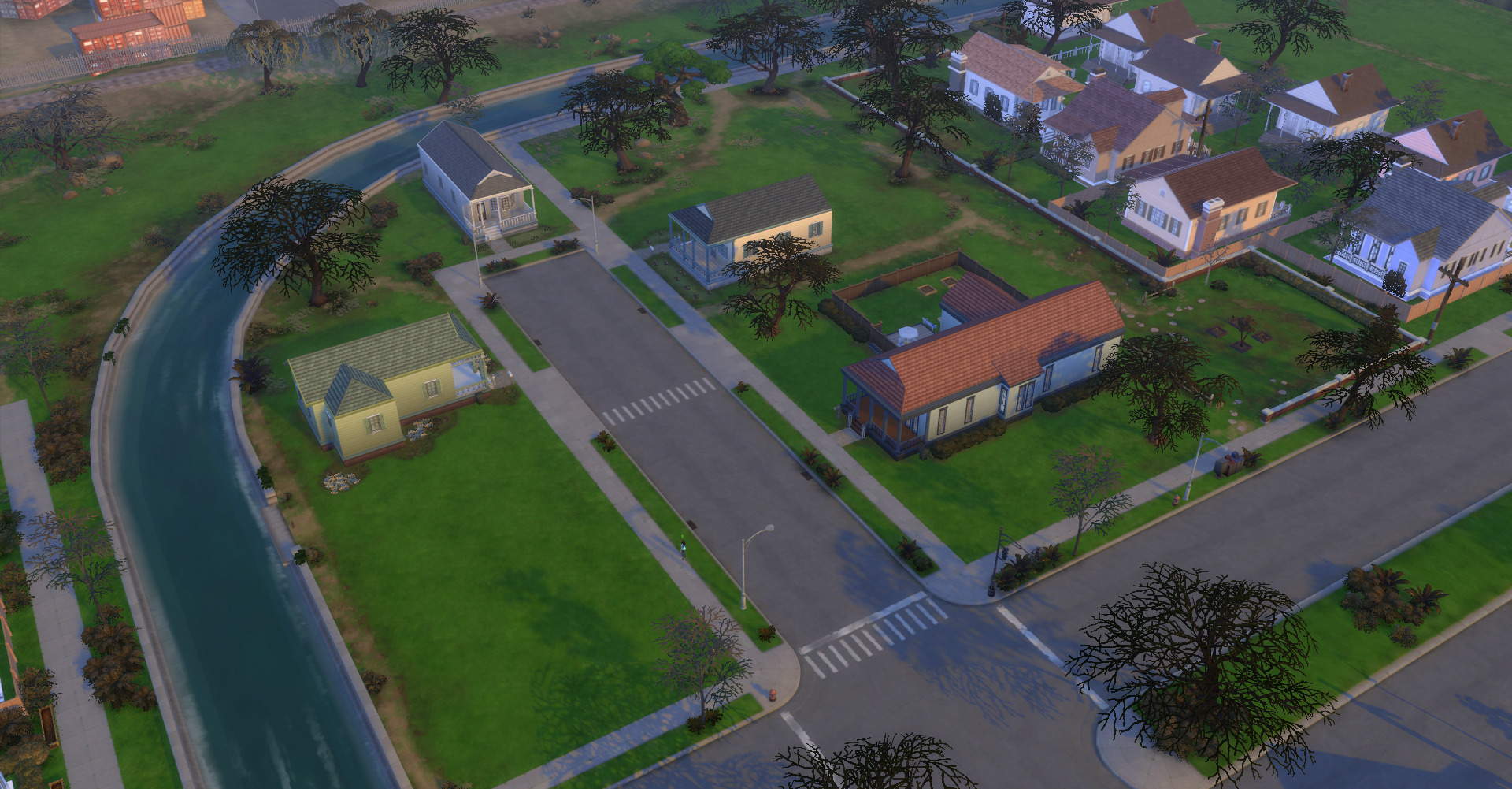 Willow Creek - Quartier Foundry Cove