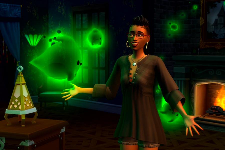 Des puzzles indices sur la prochaine révélation des Sims 4