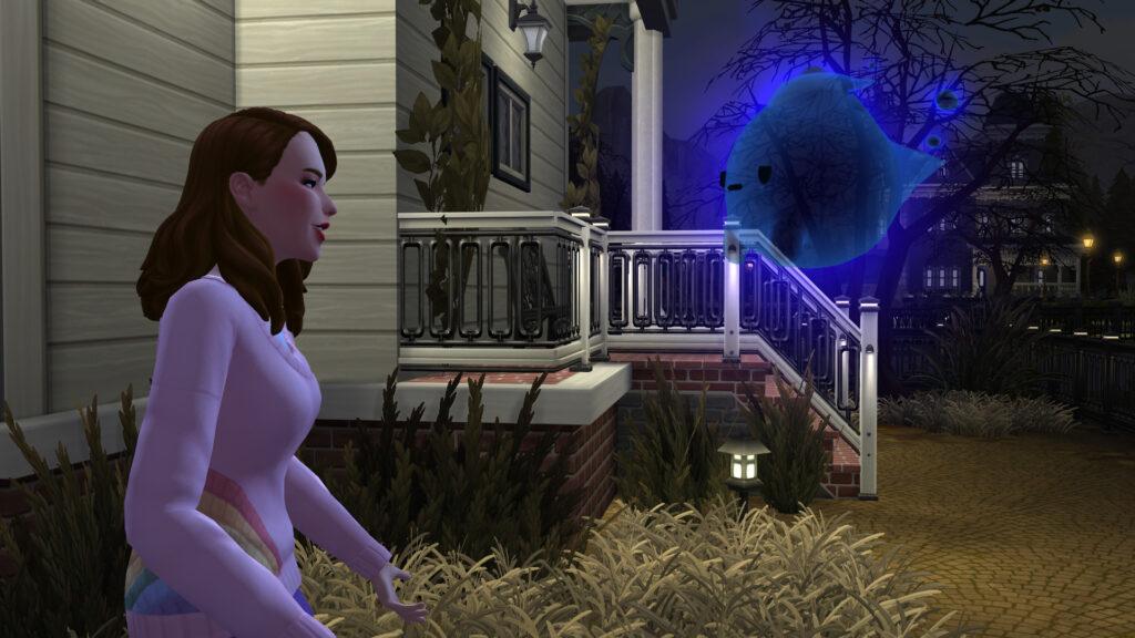 Les nouveautés du gameplay avec Les Sims 4 Paranormal