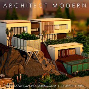 Villa moderne d'architecte
