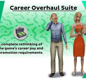 Career Overhaul Suite