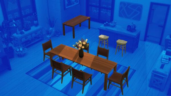 De nouveaux meubles et tenues créés par les joueurs dans la mise à jour anniversaire