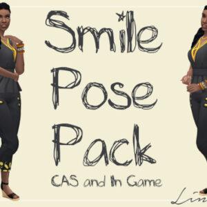 Pack de poses sourire