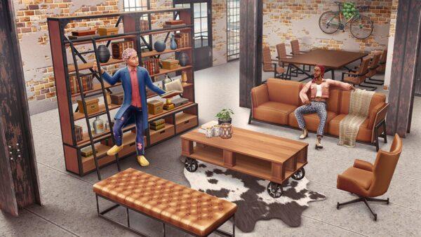 Des lofts de luxe dans la nouvelle mise à jour des Sims Freeplay
