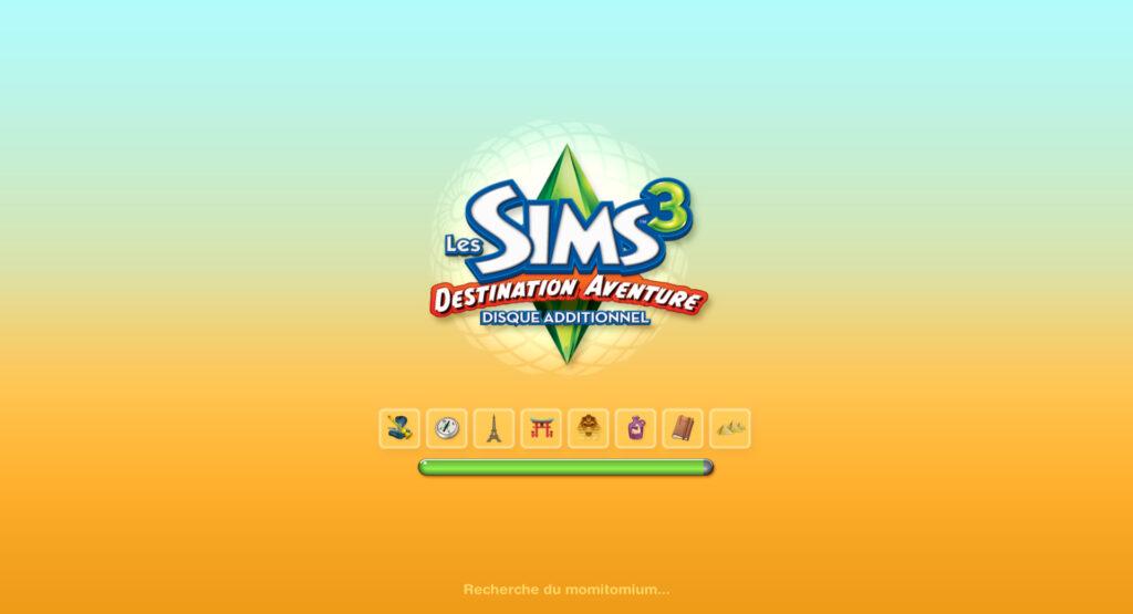 Test Les Sims 3 Destination Aventure