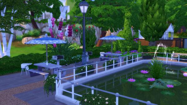 Parc familial Magnolia