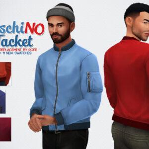 Moschino Jacket et bottes