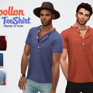 Apollon Tee shirt